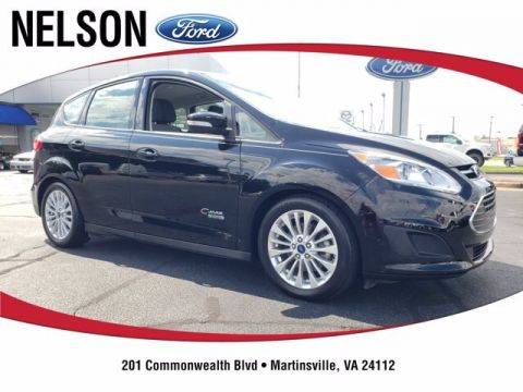 Pre-Owned 2017 Ford C-Max Energi SE
