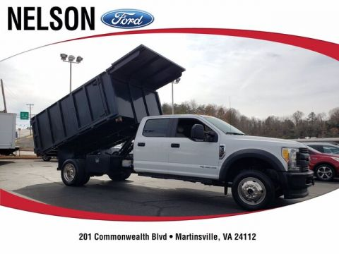 Pre-Owned 2017 Ford F-550 XL