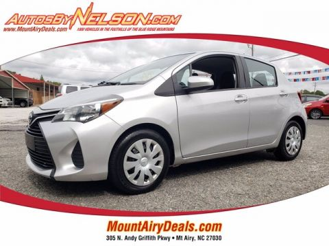 Pre-Owned 2016 Toyota Yaris